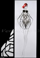 Transparency fashion 3. by Verenique