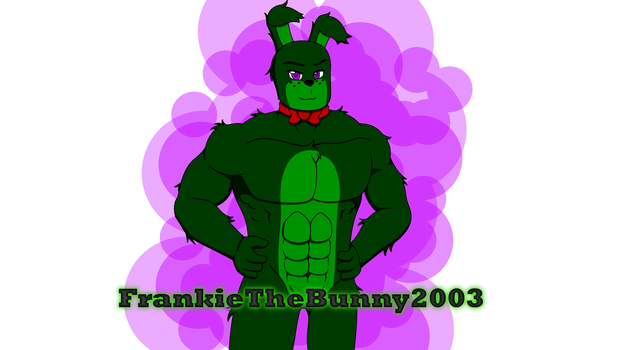 (Request) A Macho Bunny by IMyPHPMe
