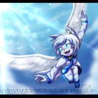 Fly High by Mariatiger