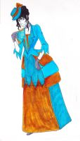 Victorian Fashion by Torenchiko-to