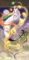 Amaterasu by PlainYellowFox