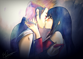 KH - Goodbye kiss by Kukla-Factory