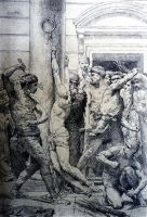 Flagellation of Christ-copy by gromyko