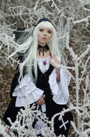 Suigintou - Rozen Maiden - [Doll] by GeniMonster