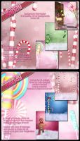 Background Mini Kandy by cosmosue