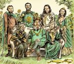 House Tyrell by cabepfir