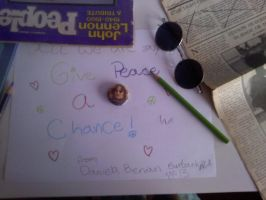 Give Peace a Chance 2011 by TheAwesomeNordics