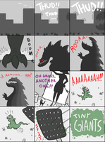 Tiny Giants introduction by DinoHunter2
