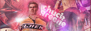 DR2 Signature - Chuck Greene by Sklarlight