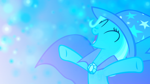 Trixie wallpaper by iCammo