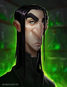 Severus by AJNazzaro