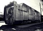 Union Pacific Rotary Plow by SMT-Images