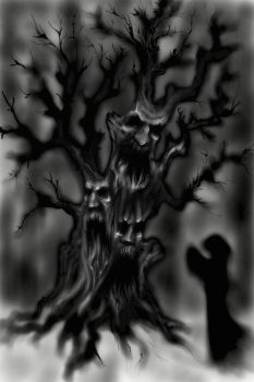 Daemon Wood by 666afx