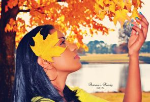 .Autumn's Beauty. by KraziiBabii