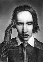 Marilyn Manson 2 by ingus91