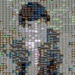 Photo Mosaic Test - Disney, Horizontal Palette by NickNackGus