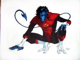 nightcrawler by kach86