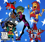 CONTEST 25 PROMO - ROCK ON by teentitans