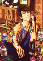 TDA: Julian Blackthorn by tabeck