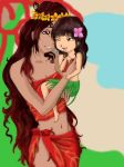 Pele and young Hawaii by seiyalove