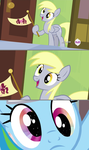 Derpy time by Va1ly