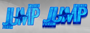 Shonen Jump Forum Logo by cioue
