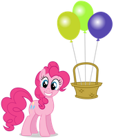 Balloons In My Basket by Lahirien