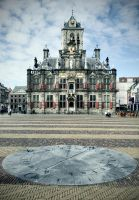 Stadhuis by Beezqp