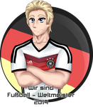 Germany is World Champion 2014 by TaNa-Jo