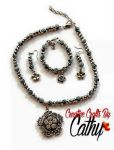 Jewelry Set by Cathy PJT by Gold-Crown