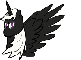 One Wing OC (Request) by TheAmazingNoodle