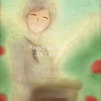 Hetalia - HBD Spain by megane-no-buta