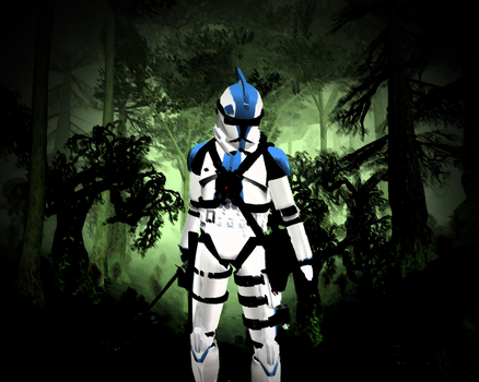 501st Warrant Officer Spade by MarothGravois