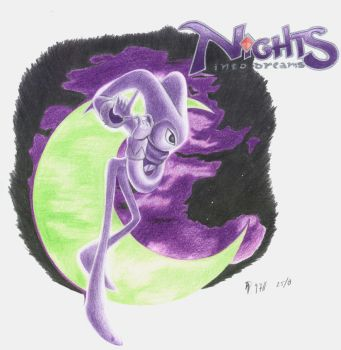 nights into dreams by wolfwoman