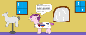 AJ and the english stylist pony pt.10 by thetrans4master