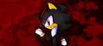 Shadow the hedgehog by knockoutandsonic