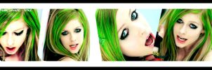 Avril Lavigne - Smile by YesimMisey123