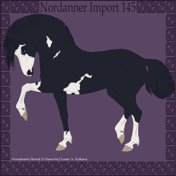 Nordanner Import 145 by Cloudrunner64