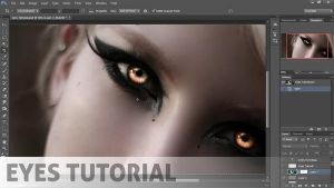 Golden Eyes Tutorial (Manipulation) by alexnoreaga