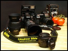 Camera Collection by Figit090