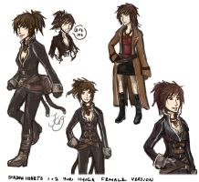 Genderswitched Shadow Hearts 3 by Jassikorandoms