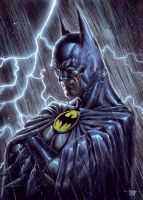 I Am Batman by edtadeo