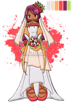 [CLOSED]2nd Contest entry for HumanKemonoAdopts by Scribbling-Mima