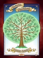 Quintana Family Tree by jpnunezdesigns