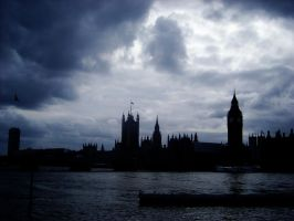 Big Ben and by loobyloukitty