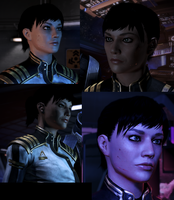 Haley shepard/More screenshots by Alphaniah