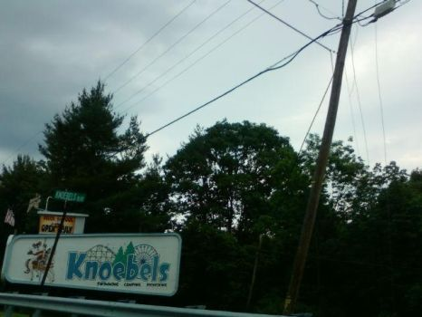weird angle sky w/knoebels sign by emma9953ff7