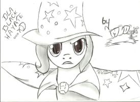 Trixie Lulamoon for Black Hayate.. xD by MLOpl