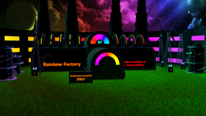 Rainbow Factory (Remake) by DTReborn
