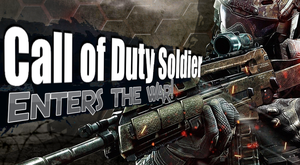 Requested  : Call of duty soldier enters the war by Kyon000